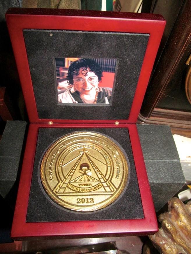 The Actual Virginia Hamilton Award