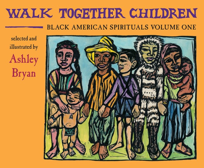 Walk Together Children Cover in Color